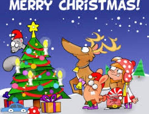 Talleres en inglés en Navidades
